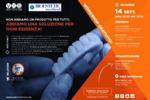 Workshop Bioestetic 14 settembre